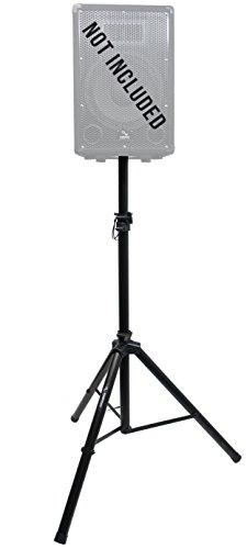 Harmony Audio HA-SSG Pro Audio DJ Portable Tripod Single Speaker Stand