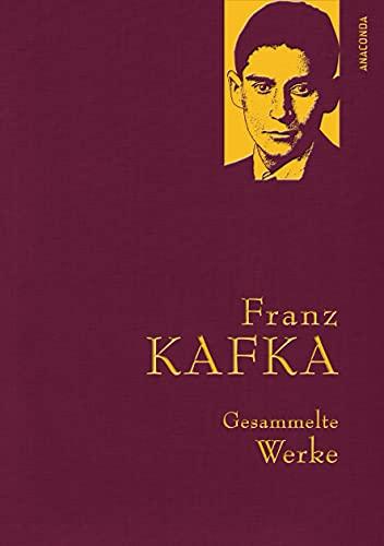 Franz Kafka - Gesammelte Werke (Iris®-LEINEN mit goldener Schmuckprägung): 15