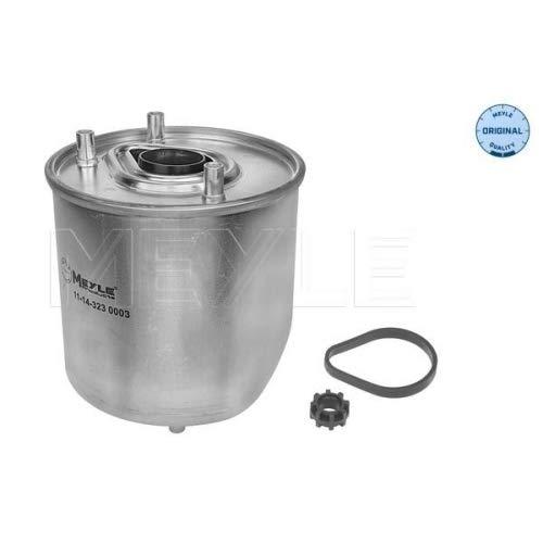 Meyle Filtre à carburant original Quality, numéro de référence 11 - 14 323 0003