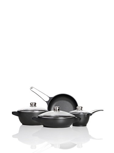Risolì Set 7 Pezzi Fusion Steel Induction