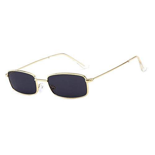 VJGOAL Gafas de sol unisex de moda retro Gafas de sol transparentes de gelatina Gafas de mascarada color caramelo para mujer