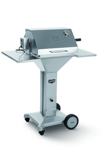 Thüros Nevada–Barbecues & Grills (Cart, Stainless Steel, Rectangular, Stainless Steel)
