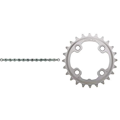 SHIMANO Deore XT CNHG95 - Cadena para Bicicleta XT 10 velocidades, 116...