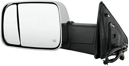 Koolzap For 15-18 Super special price Ram 2500 3500 Tow Signal Chicago Mall Mirror Power w P Heat