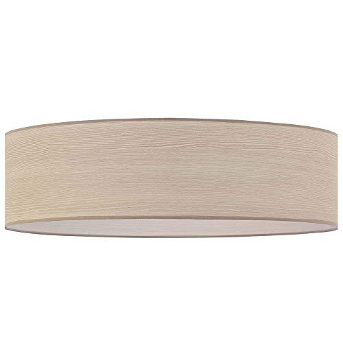 MEDINA fi - Pantalla de lámpara (80 cm, roble)