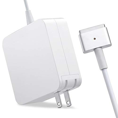 Sehonor Charger,Replacement for MacBook Pro with 13 15 Inch Retina Display AC 85w Power Adapter Charger (T-Tip) After 2012