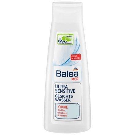 Balea Med Gesichts-Wasser Ultra Sensitiv, 200ml–Deutsches Produkt
