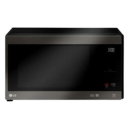 LG NeoChef Stainless Steel 1.5 Cubic Feet Microwave (Renewed)