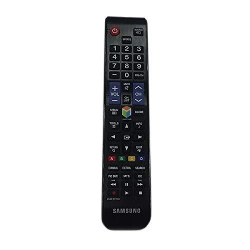 Samsung BN59-01198X LCD TV Remote Control for UN40JU6500F UN40JU650DF UN48JU6500F UN50JU6401F UN50JU6500F UN50JU650DF UN55JU6500F UN55JU650DF UN60JU6500F UN60JU650DF UN60JU7090F UN75JU6500F