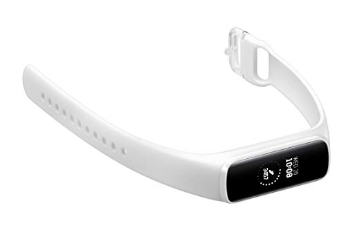 Samsung Galaxy Fit e, Fitnesstracker, weiß, mit Bluetooth, Pulsmesser und Schlafanalyse