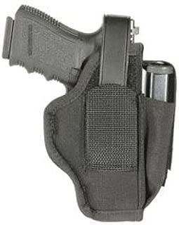 Blackhawk Sportster Ambidextrous Gun Holster with Mag Ammo Pouch, 5