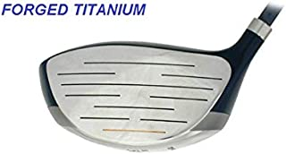 AGXGOLF; Magnum 8.5 Degree Titanium Driver: Free Head Cover; Mens Right Hand Cadet, Regular or Tall Length