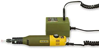 Proxxon 12 Volts Micromot 50/E Starter Set 40 Watts, Green and Yellow [28515]