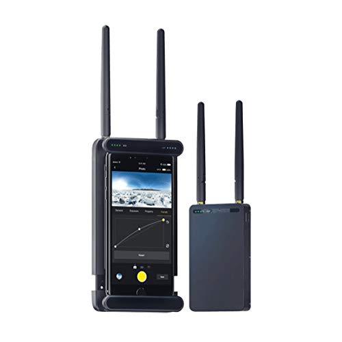 Insta360 Pro 2 - Professionelle 8K-3D-Kamera mit 6 unabhängigen f/2,4 High Definition HD-Objektiven, RAW, HDR, Wi-Fi-Verbindung - mit Weitblick