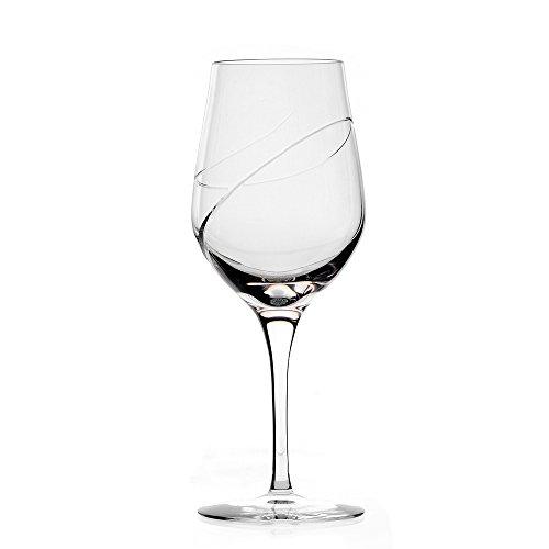 Cristal de Sèvres orbite Set de Verres à vin, Verre, 7 x 7 x 17 cm, 2 unités