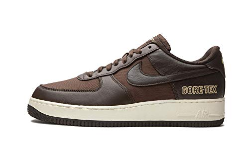 Nike Mens Air Force 1 Low Gore-Tex CT2858 201 Baroque Brown - Size 10.5