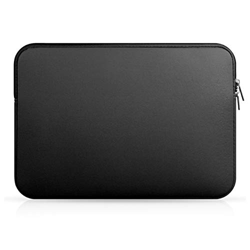 Laptop Notebook Sleeve Case Bag Pouch Cover For MacBook Air/Pro 11''13''14''15'Protective Bag For Notebook - Black - 15 inches