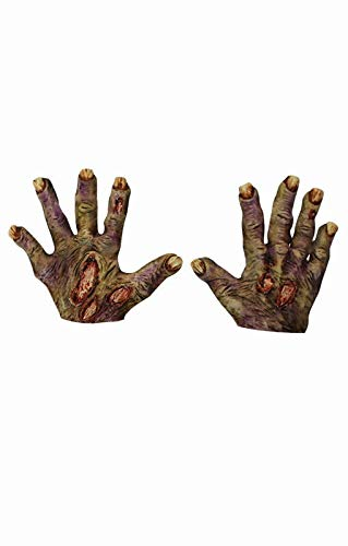Horror-Shop mains Zombie Rotted