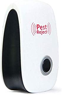 UK Plug Electronic Ultrasonic Anti Pest Bug Mosquito Cockroach Mouse Killer Repeller
