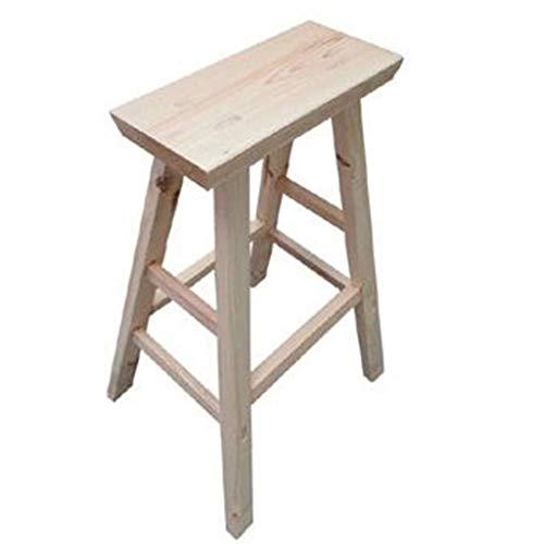 QQXX barkruk, stoelen, offce bank, hoge kruk, baardhek, lange bank, huishoudelijke, hoge kruk, barkruk, tafelkruk, lage kruk, houten kruk, barkruk, barkruk, (kleur: hoog zonder vijl 57 cm, maat A: A). 6 6