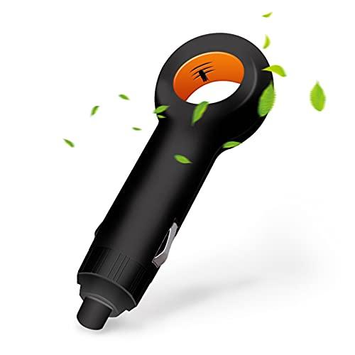 RoxNvm Deodorante d'Aria per Auto Ionizzatore, Mini purificatore daria per auto, Rimozione di fumo di sigaretta, odori...