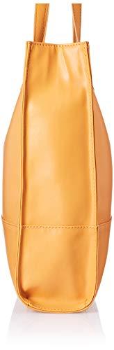 Amazon Brand - Symbol Handbag (Tan)