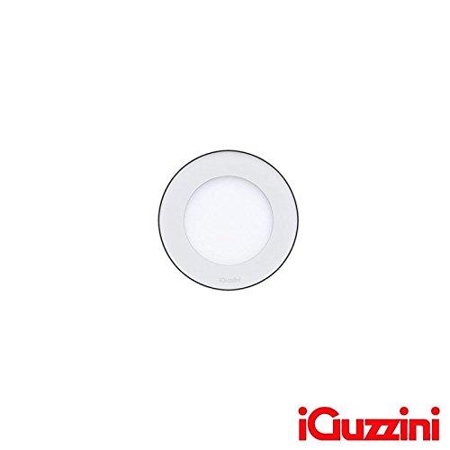 I GUZZINI ILLUMINAZIONE 260600 - INCS.LEDPLUS D=60 SEGNAL.C/LED BIANCO 0,75W