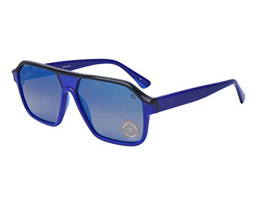 Etnia Barcelona Sonnenbrillen TANAMI Blue/Blue Shaded Hd 60/13/148 Unisex