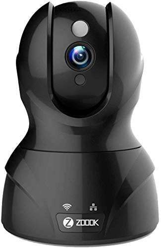 Zoook Eagle Cam 2MP (1920x1080P) Wi-Fi Wireless IP Home...