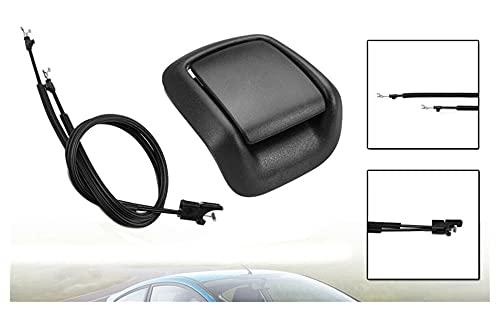 RONGSHU Mango de inclinación del Asiento Delantero del Coche + Cables para Ford Fiesta MK6 3 por Door 1441167 1417521 (Color : Left)