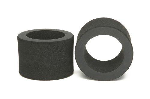 TAMIYA 300054335 - RM-01 Moosgummi-Reifen hinten SBR, 2 Stück
