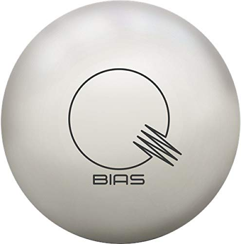 Brunswick Quantum Bias High Performance Bowling Ball Reaktiv mit viel Bogen Größe 15 LBS