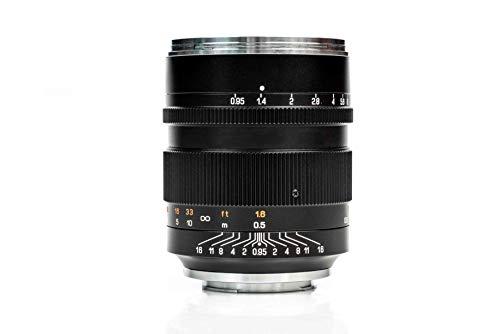 ZHONG YI OPTICS Mitakon Zhongyi Speedmaster 50mm f/0.95 III Lens