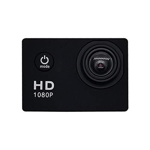 Skxinn Neue wasserdichte Kamera HD 1080P Sport Action Kamera DVR Cam DV Video Camcorder Ausverkauf(Schwarz)