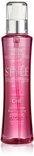CHI MISS UNIVERSE Style Illuminate by CHI Set the Stage Blow Dry Spray, 6 FL Oz