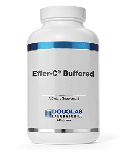 Douglas Laboratories - Effer-C (Buffered) - Vitamin C Buffered with Calcium, Magnesium and Potassium - 240 Grams