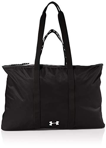 Under Armour Women's Favorite Tote 2.0, Black (001)/ White, One Size Fits All