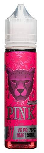 Pink Smoothie Dr. Vapes E-Liquid 78VG/22PG 50ml Vaper Refill Electronic Cigarette, für E Zigaretten Shake-and-Vape KEIN NIKOTIN (PINK Smoothie (schwarze Johannisbeere, Zuckerwatte)