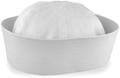 MyPartyShirt White Child Sailor Gob Hat