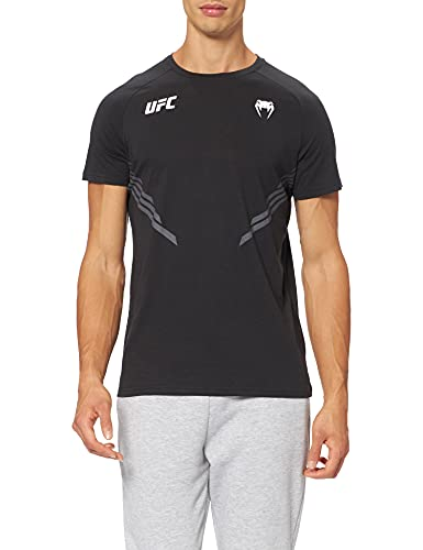VENUM Camiseta para Hombre UFC Replica - Negro - S