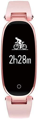 Hartslagmeters Slimme armband Sport-stappenteller Stopwatch Telefoon Berichtmeldingen Multifunctioneel horloge Siliconen band