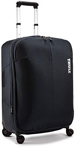 Thule Subterra da 63 litri Valigia da viaggio (superficie morbida, trolley, girevole portatile, 4 ruote, 63 cm) Blu