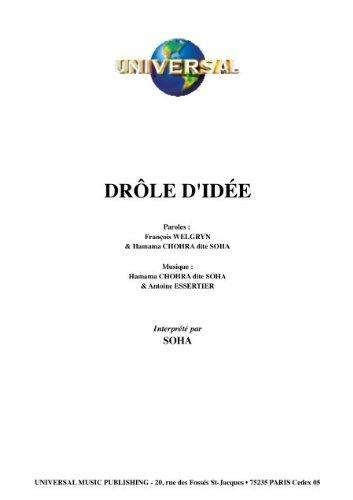 DROLE D\'IDEE