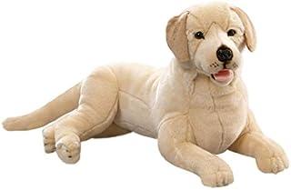 Carl Dick Peluche - Perro Labrador Retriever acostado (Felpa, 65cm) [Juguete] 2269