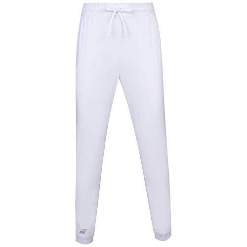 Babolat - Pantalones de tenis para mujer -  Blanco -  Large