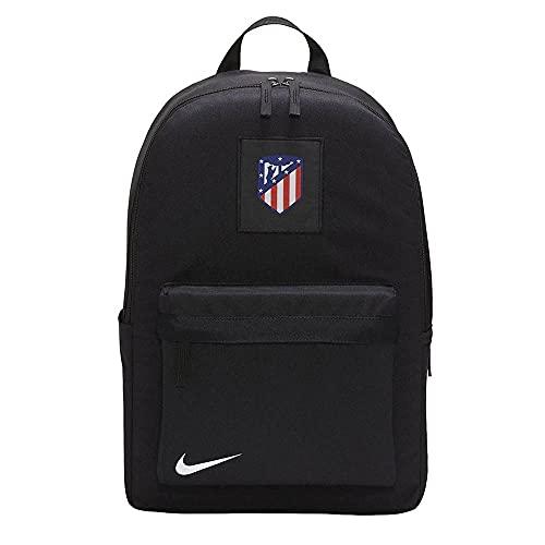 Nike 2021-2022 Atletico Madrid Stadium Mochila (negro), Talla única, Azul / Patchwork