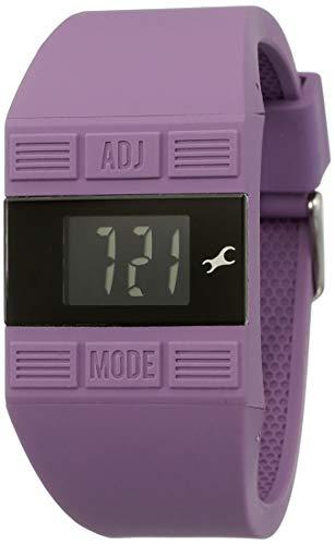 Fastrack Casual Digital Black Dial Women's Watch - 68004PP02J