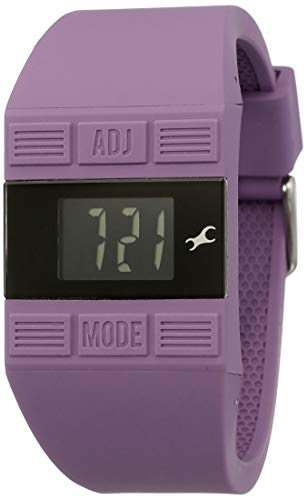 Fastrack Casual Digital Black Dial Women's Watch - 68004PP02J