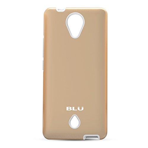 BLU R1 HD ArmorFlex Case + Screen Protector – Black/Black
