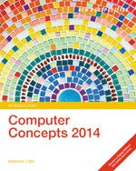 Bundle: New Perspectives on Computer Concepts 2014: Comprehensive, 16th + Interactive Ebook Cd-rom, 16th